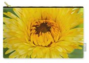 Yellow Zinnia 9494 4286 Carry-all Pouch
