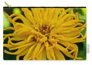 Yellow Zinnia_9480_4272 Carry-all Pouch
