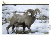 Yellowstone Big Horn Sheep Carry-all Pouch