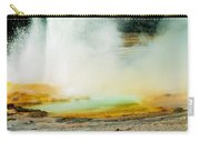 Yellowstone Geysers Carry-all Pouch