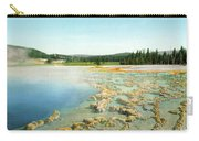 Yellowstone: Hot Spring Carry-all Pouch