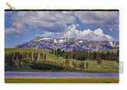 Yellowstone National Park Carry-all Pouch