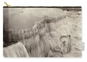 Yellowstone Park: Mammoth Carry-all Pouch