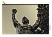 Yo Rocky Carry-all Pouch by Bill Cannon