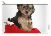 Yorkipoo Pup Carry-all Pouch