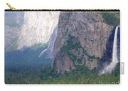 Yosemite Bridal Veil Fall Carry-all Pouch