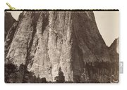 Yosemite: Cathedral Rock Carry-all Pouch