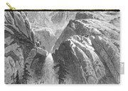 Yosemite Falls, 1874 Carry-all Pouch