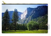 Yosemite Falls From The Ahwahnee Carry-all Pouch
