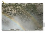 Yosemite Falls Rainbow Carry-all Pouch