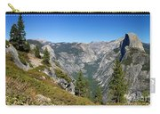Yosemite Half Dome Carry-all Pouch