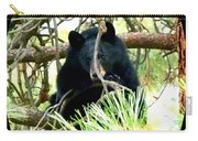 Young Black Bear Carry-all Pouch