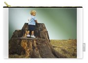 Young Boy Carry-all Pouch