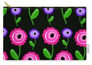 Young Florals  Carry-all Pouch