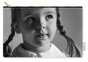Young Girl Carry-all Pouch