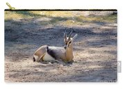 Young Ibex Carry-all Pouch