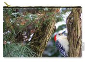 Young Red-bellied Woodpecker Carry-all Pouch