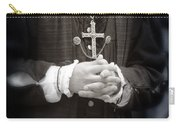 Young Renaissance Priest Carry-all Pouch