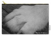 Young Wolf Paw Carry-all Pouch
