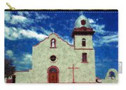 Ysleta Mission Texas Carry-all Pouch