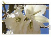 Yucca Flowers Carry-all Pouch