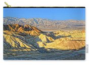 Zabriskie Point Death Valley Carry-all Pouch