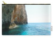 Zakynthos Blue Caves Carry-all Pouch