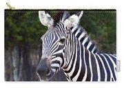 Zebra Symmetry  Carry-all Pouch