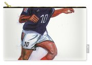 Zinedine Zidane 01 Carry-all Pouch