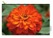 Zinnia Flare Carry-all Pouch