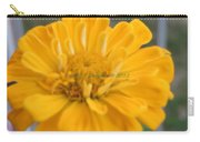 Zinnia Named After Zinn Carry-all Pouch