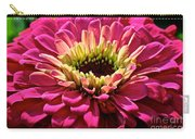 Zinnia Power Carry-all Pouch