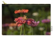 Zinnias Carry-all Pouch