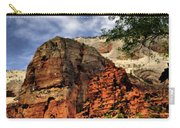 Zion As Water Color Carry-all Pouch
