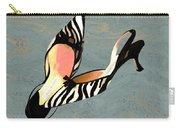Zippy Zebra Slings Carry-all Pouch