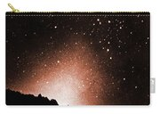 Zodiacal Light Carry-all Pouch