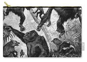 Zoology: Primates, 1883 Carry-all Pouch