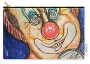 Happy Clown Carry-all Pouch
