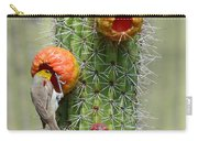 # 1 Of 2   Verdin--watermarked Carry-all Pouch