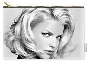 # 3 Jessica Simpson Portrait Carry-all Pouch