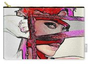 # 39 Charlize Theron Portrait Carry-all Pouch