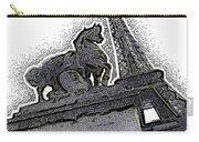 # 4 Paris France Carry-all Pouch