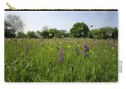 Ancient Hay Meadow Carry-all Pouch