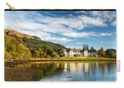 Ardgartan On The Banks Of Loch Long Carry-all Pouch