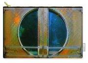 Art Deco Door In Halifax Nova Scotia Carry-all Pouch