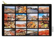 ' Australia Rocks ' - Bay Of Fires - Tasmania Carry-all Pouch