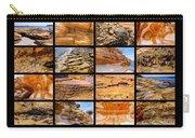 ' Australia Rocks ' - Maria Island - Tasmania Carry-all Pouch