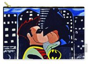 Batman And Robin Carry-all Pouch