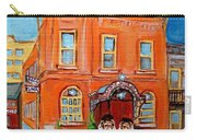 Beautiful Synagogue On Bagg Street Carry-all Pouch