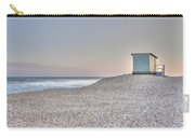 Bird Hide At Sunset Carry-all Pouch